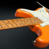 ufnal custom guitars juicy orange 4